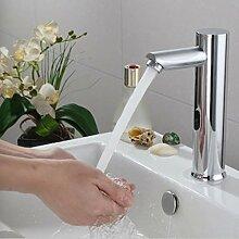 dingwen Alloy Automatic Sensor Sink Wasserhahn