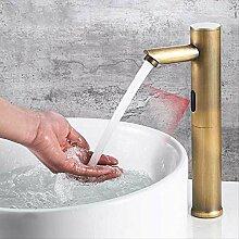 dingwen Antiuqe Messing Sensor Wasserhahn