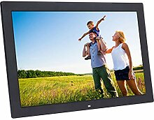 DINGYUFA 19-Zoll-Digital Frame Bild-Video-Player