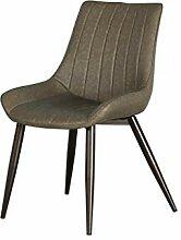 Dining Chair SLL Lederstuhl, weich, für Zuhause,