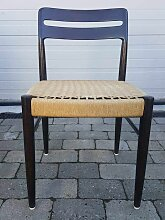 Dining chairs by H.W. Klein for Bramin, 1960s, Set
