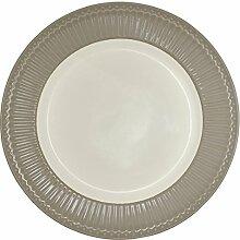 Dinner Plate, Alice Warm Grey von GREENGATE