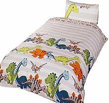 Dinosaur Kinder/Jungen Bettwäsche Set