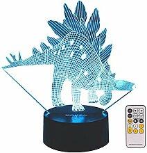 Dinosaurier Spielzeug Nachtlichter für Kinder 7