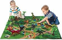 Dinosaurier Spielzeug Set Realistische Dinosaurier