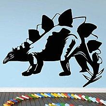 Dinosaurier Wandaufkleber Kunst Vinyl Aufkleber
