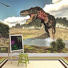 Dinosaurier Wandbild 1386 Foto-Tapete Kinderzimmer