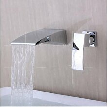 Diongrdk Wasserfall In Die Wand, Waschbecken