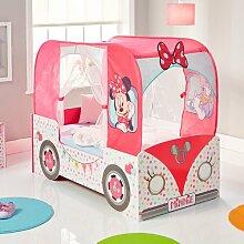 Dionne Umwandelbares Kleinkind-Autobett Mickey