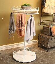Dipamkar® Vintage Kleiderständer antik