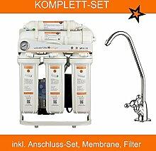 Directquell Umkehrosmose Directflow Wasserfilter.