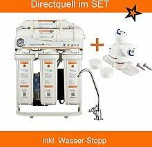 Directquell Umkehrosmose Wasserfilter inkl.