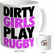 Dirty Girls Becher, Weiß