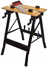 Dirty Pro toolstm Klemme Handsäge Werkbank Workmate Werkbank klappbar Holzbock tragbar Bench aufspannung