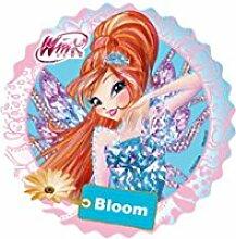 Disco in Fondant 71796Winx Cake Design Bloom