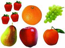 Discover Accents Entdecken Sie Akzente 54-22x 15x 1cm Obst, verschiedene Farben