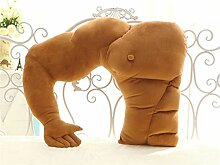 DISCOVERY Muskulöser Boyfriend Arm Kissen Große