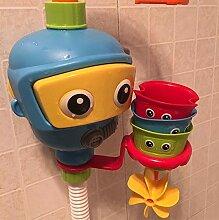 DishyKooker Baby Badespielzeug Badewanne Zubehör