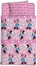 Disney–Bettwäsche Minnie Daysi Flower Bett