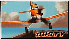 Disney Action LINE Planes Teppich Synthetikfaser