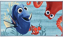 Disney Actionline Dory Teppich, Material