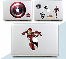 Disney Avengers Laptop Aufkleber