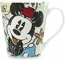 Disney Becher mit Mickey Mouse Motiv, porzellan, Minnie