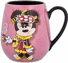 Disney Becher Mit Schläfriger Minnie Maus und Spruch
