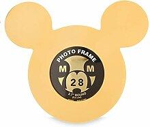 Disney Bilderrahmen Mickey Mouse Icon 9,7 cm rund