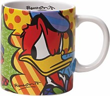 Disney Britto Donald Duck Becher
