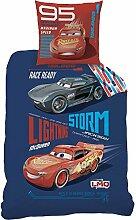 Disney Cars Generation Bettwäsche-Set, Baumwolle,