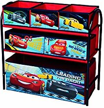 Disney Cars Kinderregal aus Metall mit