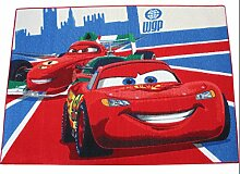Disney Cars Kinderteppich 133 x 95 cm Teppich