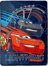 Disney Cars Microplüschdecke für Jungen, 152,4 x