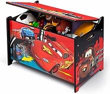 Disney Cars Spielzeugkiste Holz Spielebox