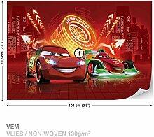 Disney Cars Vlies Fototapete Tapete Vliestapete