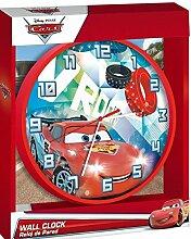 Disney Cars Wanduhr