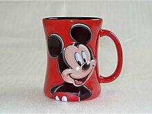 Disney-Charakter-Porträt-Mickey Mouse-Tasse