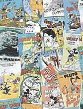 Disney Comic Tapete