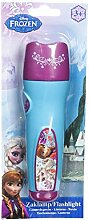 Disney Die Eiskönigin 27696-S Taschenlampe, oval,