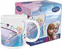 Disney Die Eiskönigin Tasse - weiß -