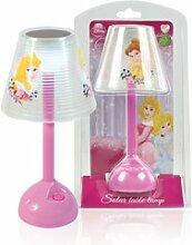 Disney dis-tblpr1–Taschenlampe (Rosa, Weiß, Kunststoff, LED, 9,4cm, 9,4cm, 20cm)