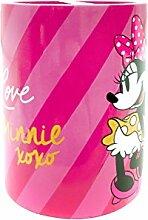 Disney Duschvorhang mit Mickey Maus und Minnie