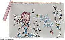 Disney Enchanting Belle Cosmetic Bag