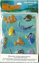 Disney Findet Nemo 3D-Aufkleber, Einzelbogen