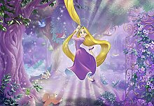 Disney - Foto-Tapete Rapunzel - 368x254 - 8-teilig