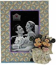 Disney Fotorahmen Hochzeit Enesco Mickey & Minnie