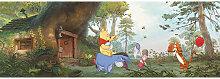 Disney FOTOTAPETE, Grau, Papier, 368x127 cm