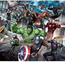 Disney Fototapete Vlies  Marvel Avengers