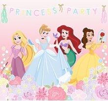 Disney Fototapete Vlies Prinzessinnen Party